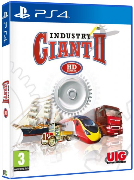 detail Industry Giant 2 (HD Remake) - PS4