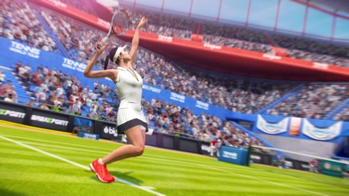 Tennis World Tour: Roland Garros Edition pro PS4