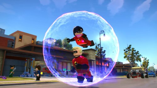 LEGO Incredibles pro PS4