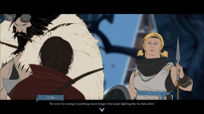 detail Banner Saga Trilogy (Bonus Edition) - PS4