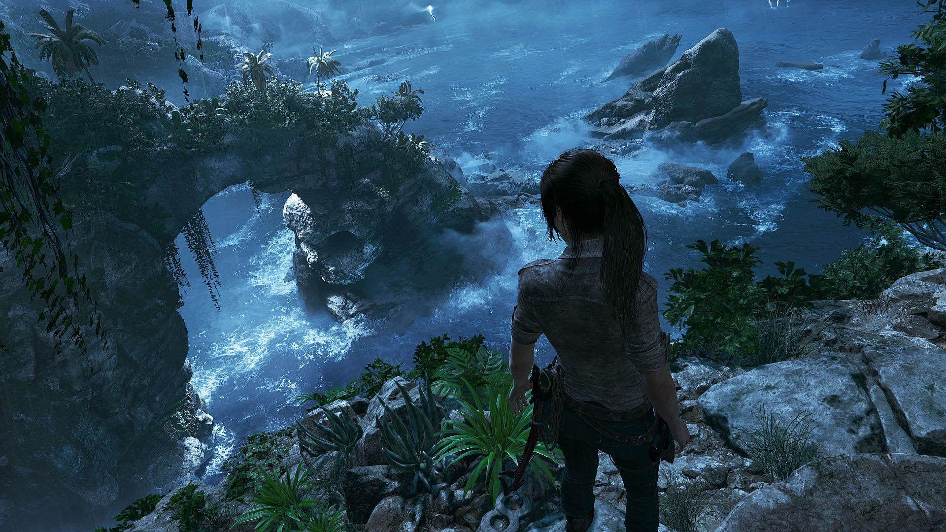 Shadow of the Tomb Raider pro Playstation 4