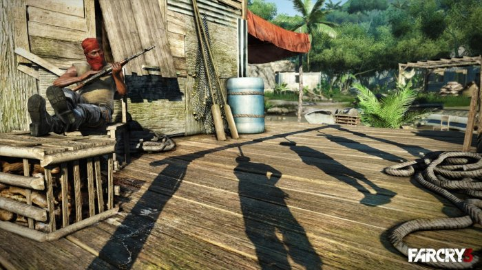 detail Far Cry 3 Classic Edition - PS4