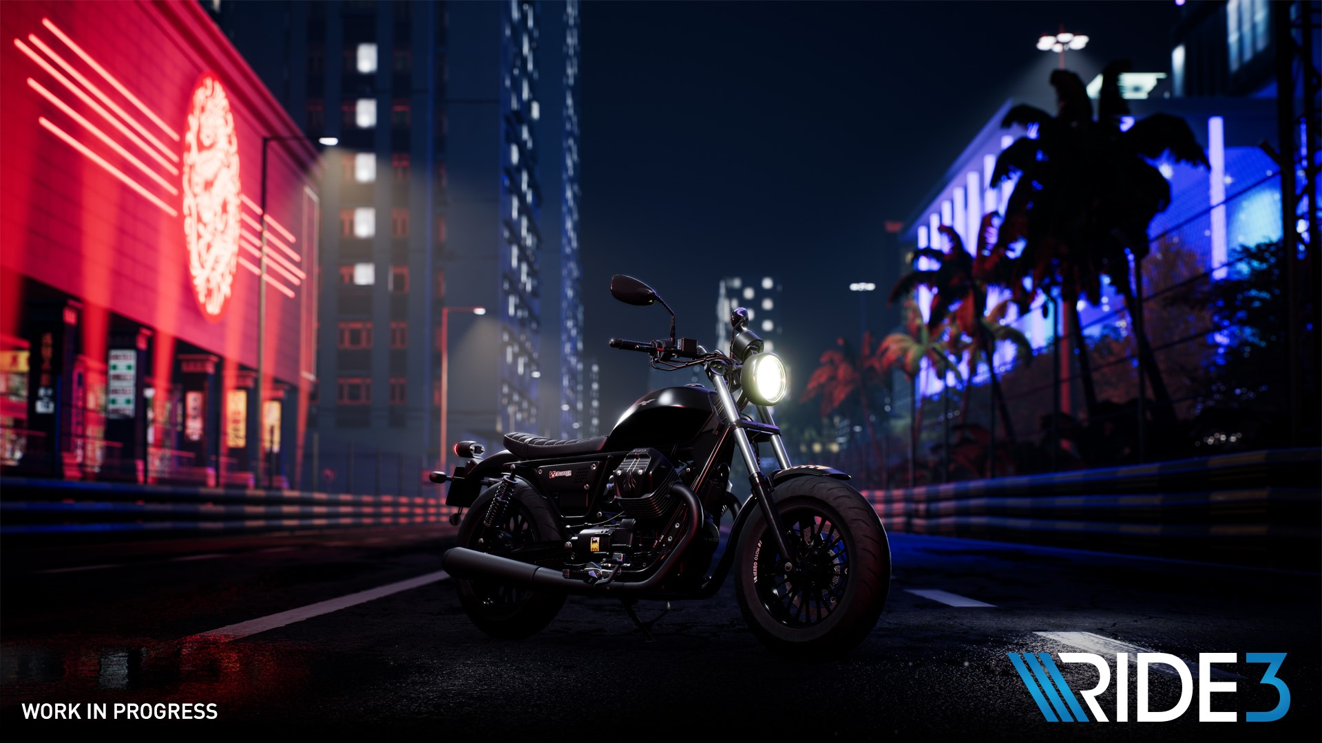 Ride 3 pro PS4