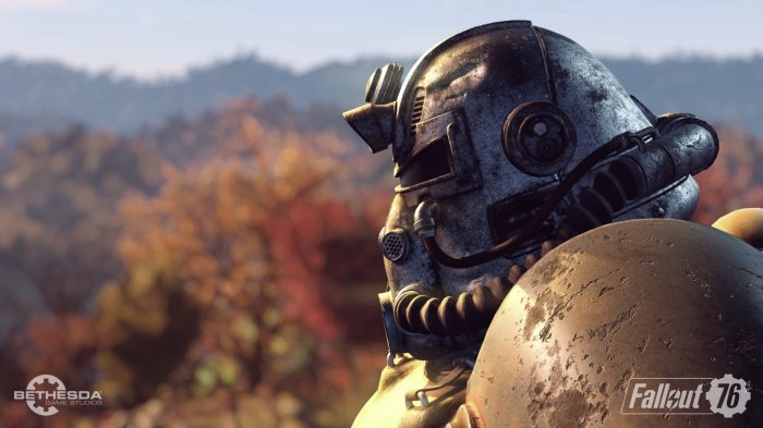 detail Fallout 76: Wastelanders - PS4