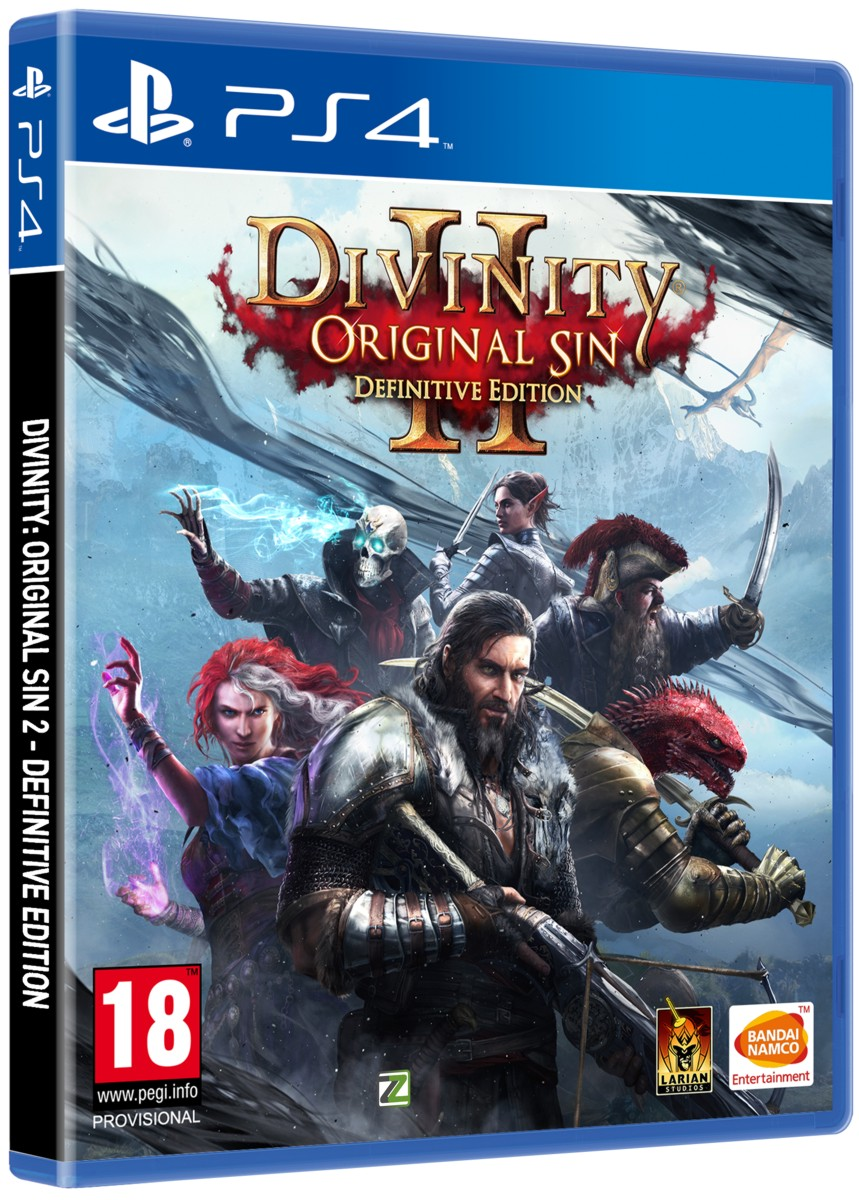 Divinity: Original Sin 2 - Definitive Edition - PS4