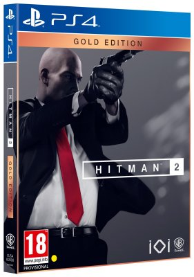 Hitman 2 Gold Edition - PS4