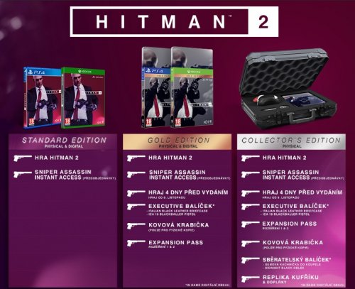 hitman 2 gold edition ps4