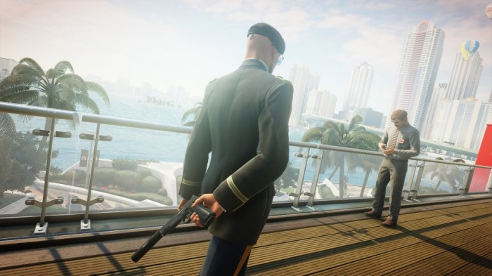 detail Hitman 2 Gold Edition - PS4