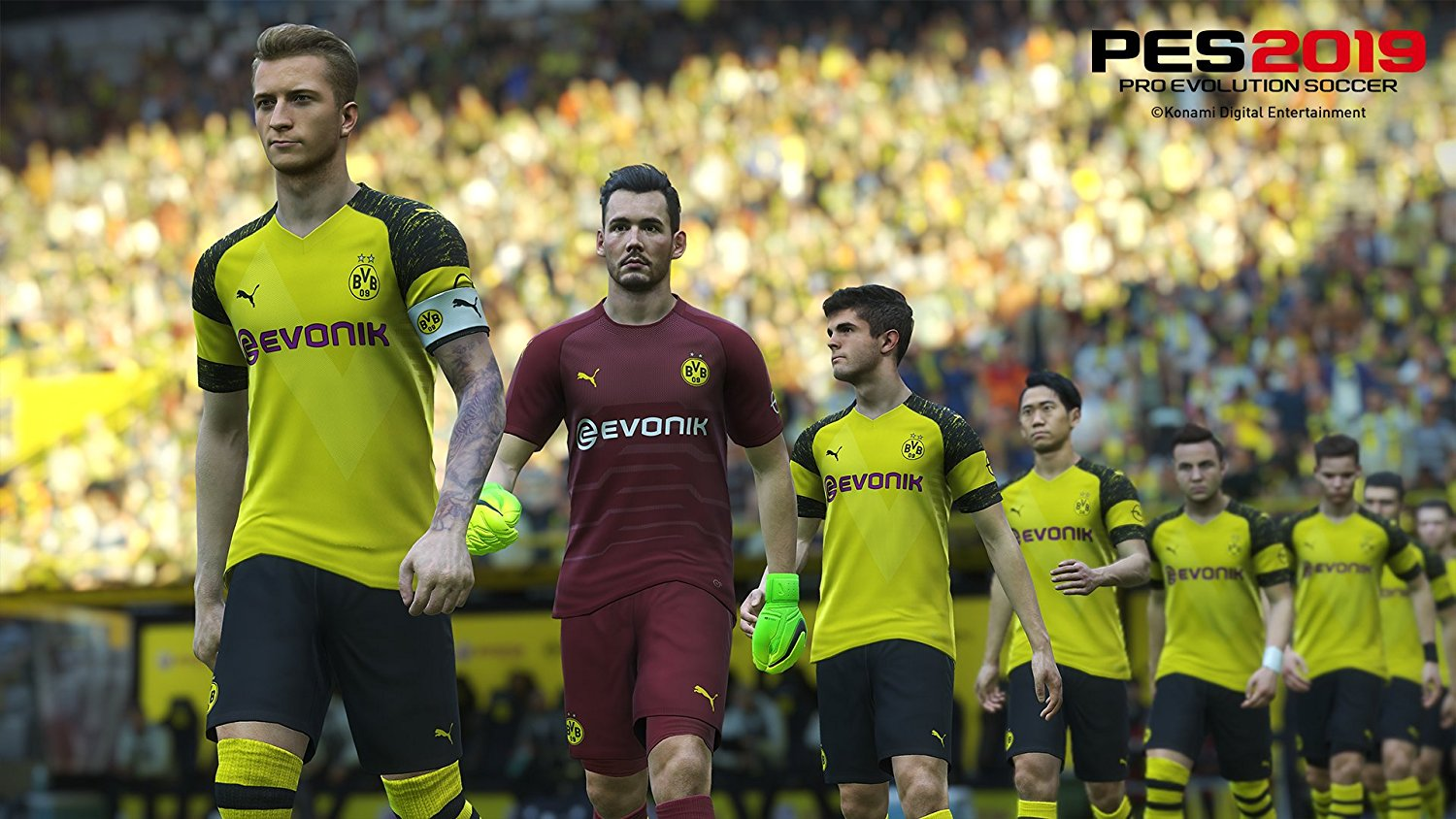 SONY PlayStation 4 - Pro Evolution Soccer 2019