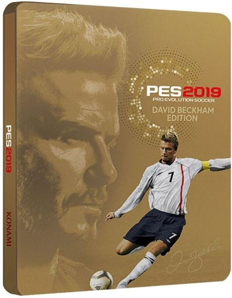 Pro Evolution Soccer 2019 (David Beckham Edition) - PS4