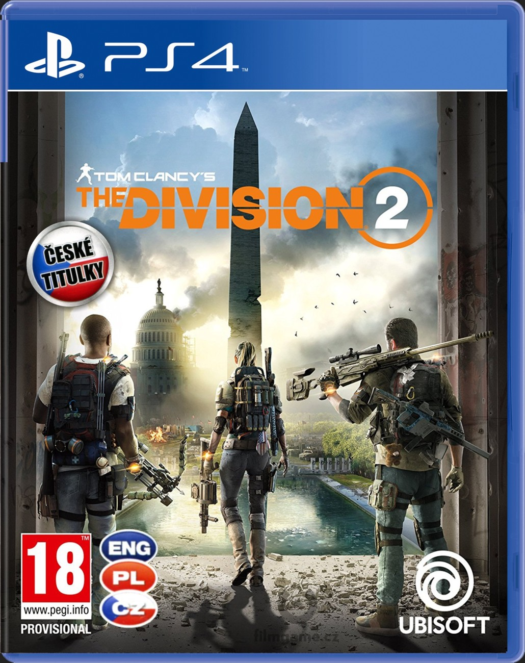 Tom Clancy's The Division 2 CZ - PS4