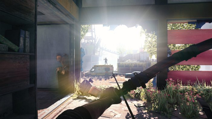 detail Dying Light 2 - PS4