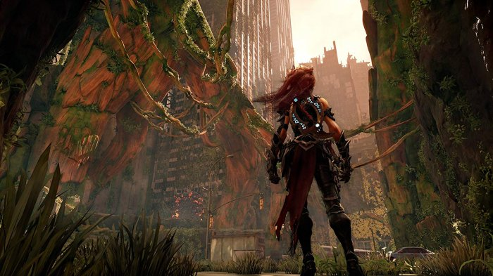 detail Darksiders III - PS4