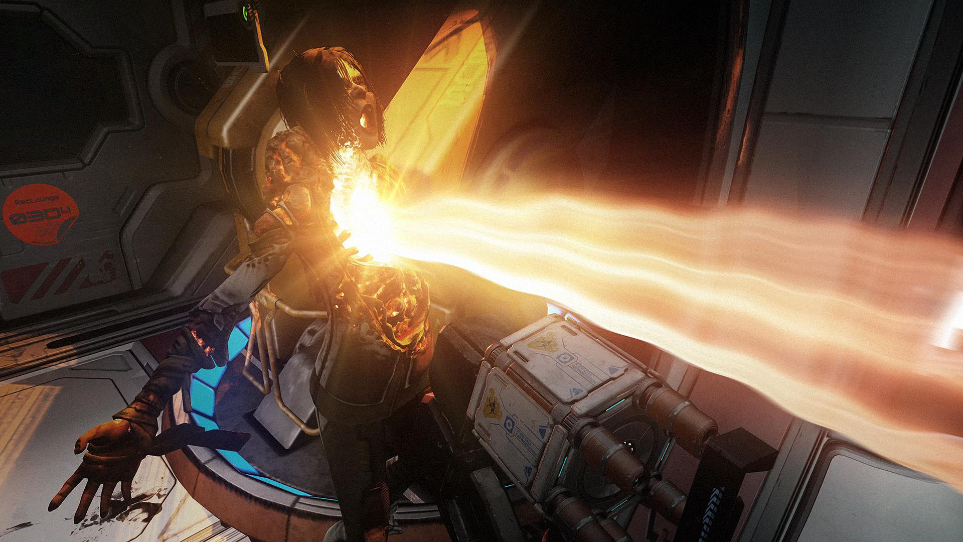 The Persistence VR pro Playstation 4