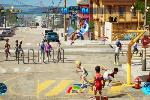 SONY PlayStation 4 - NBA Playgrounds 2