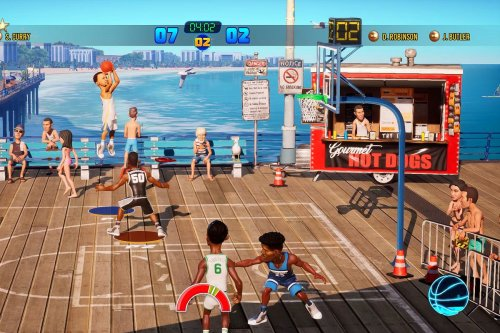 NBA Playgrounds 2 pro PS4