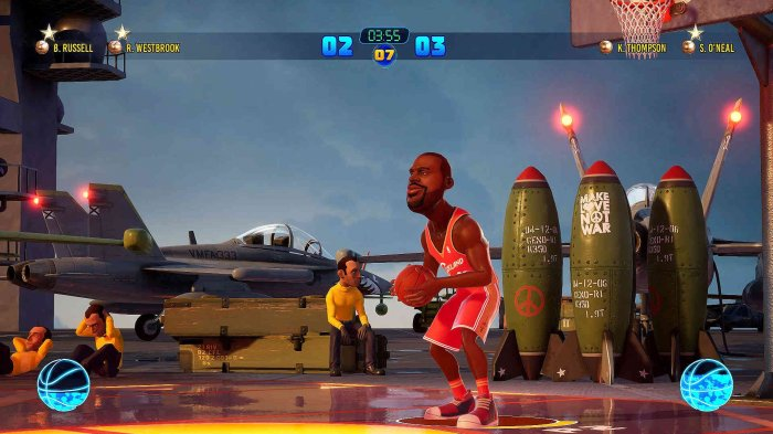 detail NBA Playgrounds 2 PS4
