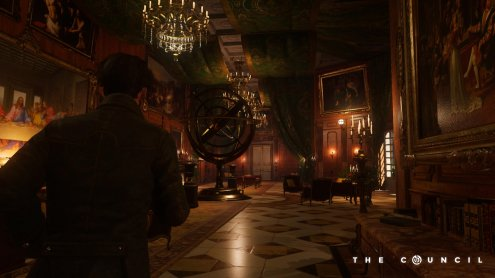SONY PlayStation 4 - The Council