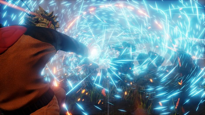 detail Jump Force - PS4