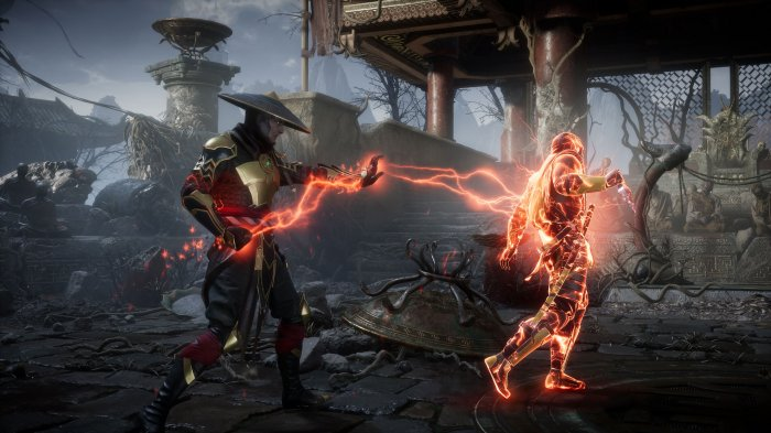 detail Mortal Kombat 11 - PS4