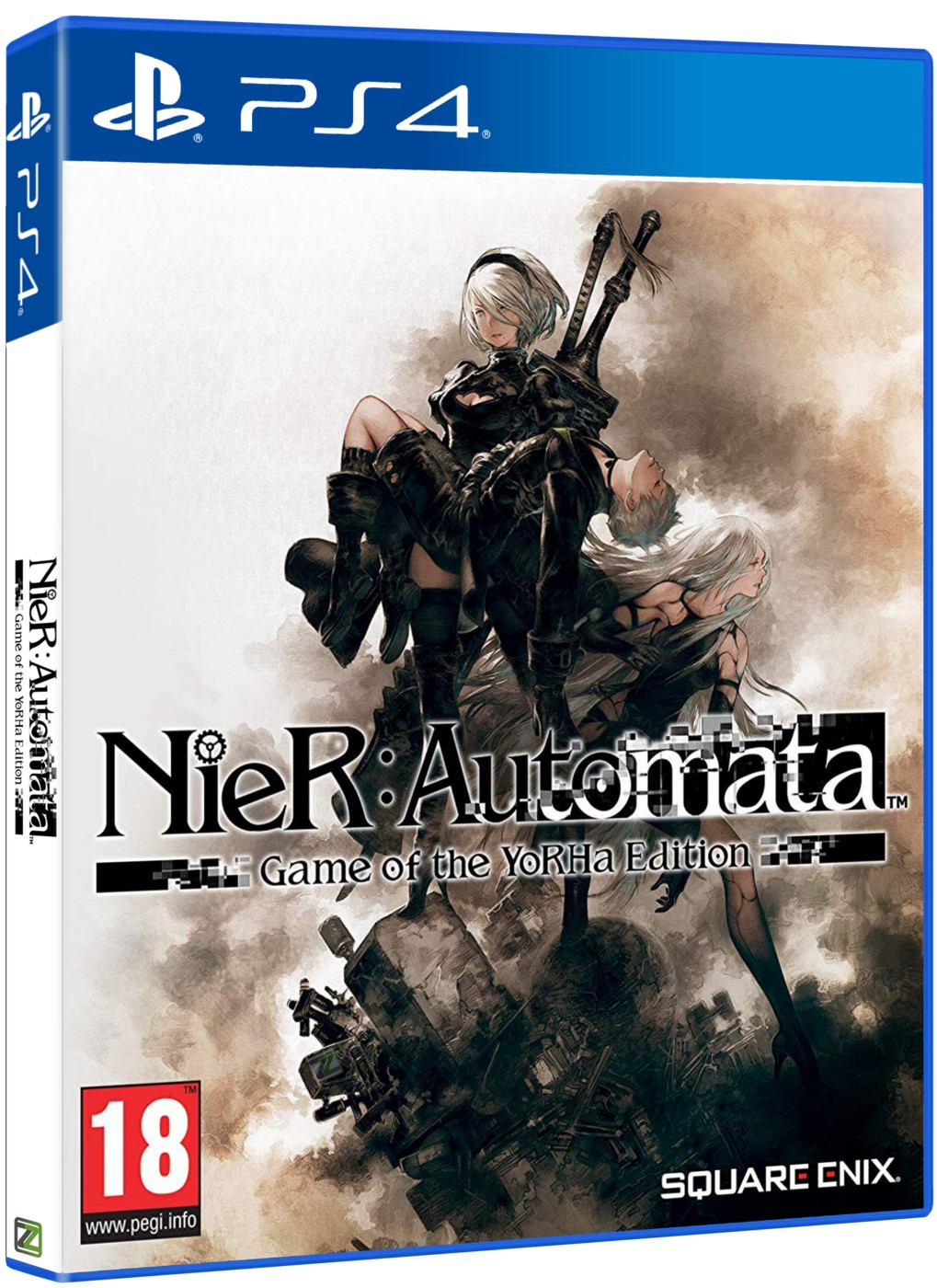 NieR: Automata Game of the Yorha Edition - PS4