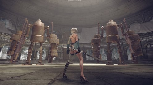 SONY PlayStation 4 - NieR:Automata Game of the YoRHa Edition