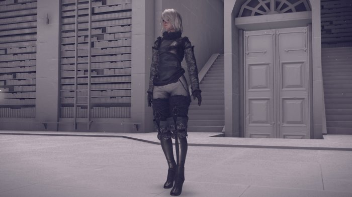 detail NieR: Automata Game of the Yorha Edition - PS4