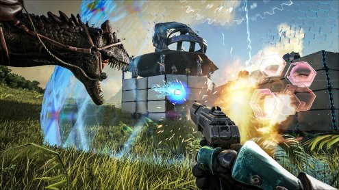 ARK: Survival Evolved pro PS4