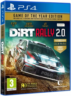 DiRT Rally 2.0 Goty Edition - PS4