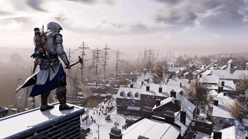 SONY PlayStation 4 - Assassin's Creed III Remastered
