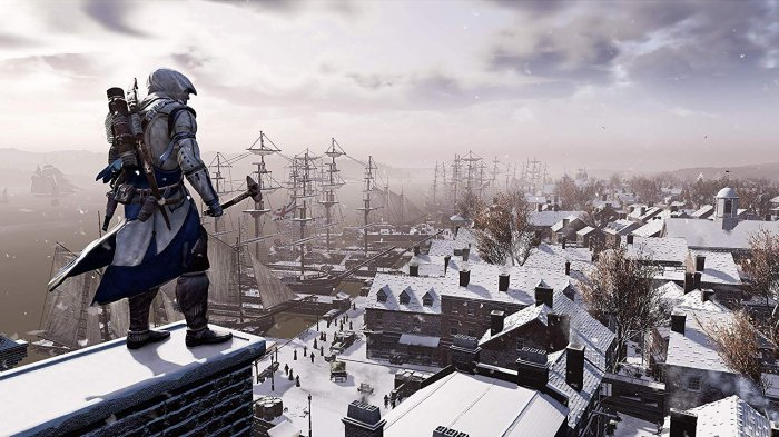 detail Assassin's Creed 3 Remastered - PS4