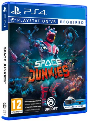 Space Junkies - PS4 VR