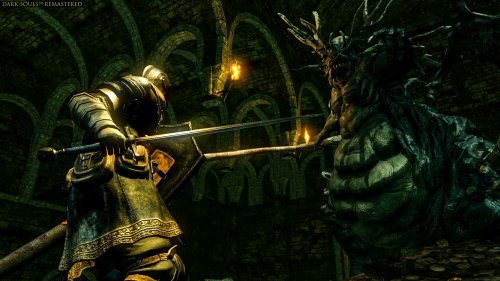 SONY PlayStation 4 - Dark Souls Trilogy