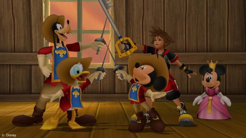 Kingdom Hearts: The Story So Far pro PS4