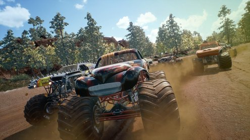 SONY PlayStation 4 - Monster Jam: Steel Titans