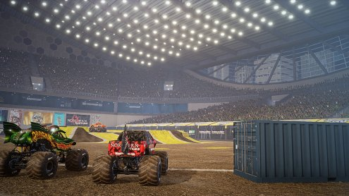 Monster Jam: Steel Titans pro PS4