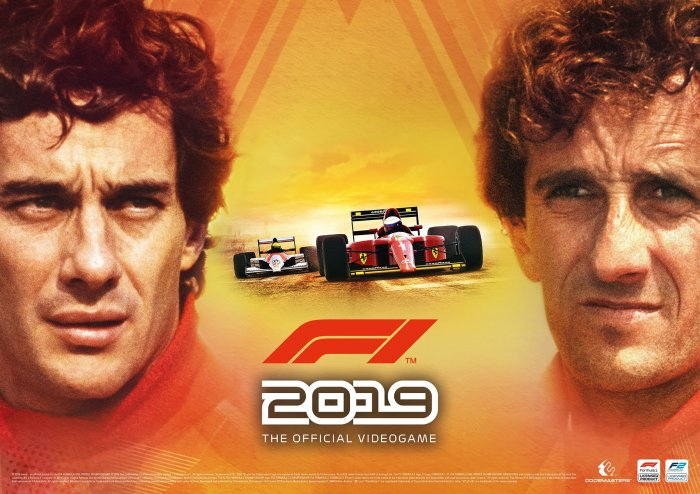 detail F1 2019 Anniversary Edition - PS4