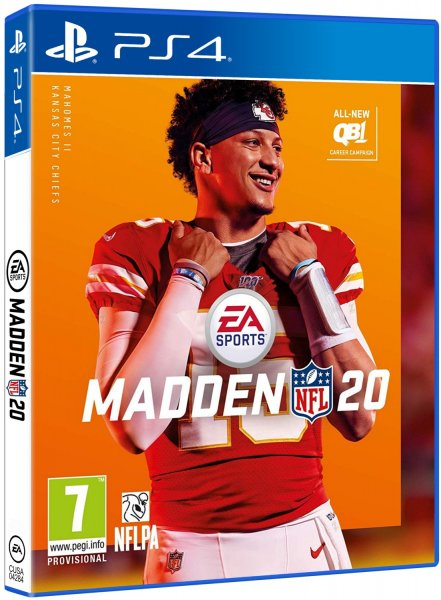 detail Madden NFL 20 - PS4