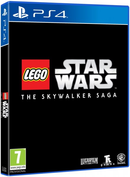 detail LEGO Star Wars: The Skywalker Saga - PS4