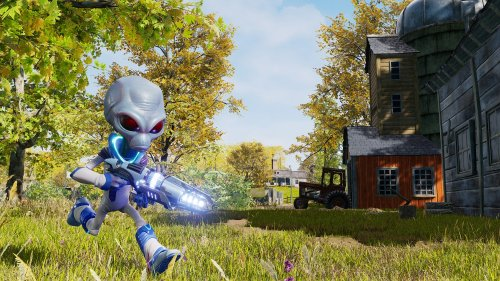 SONY PlayStation 4 - Destroy All Humans!