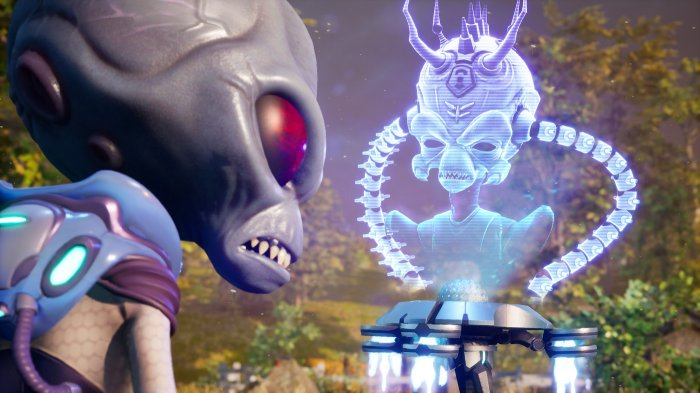 detail Destroy All Humans! - PS4