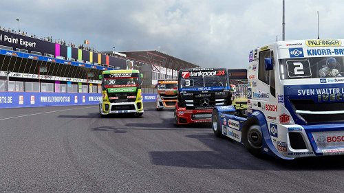 SONY PlayStation 4 - FIA European Truck Racing Championship