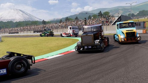 FIA European Truck Racing Championship pro PS4