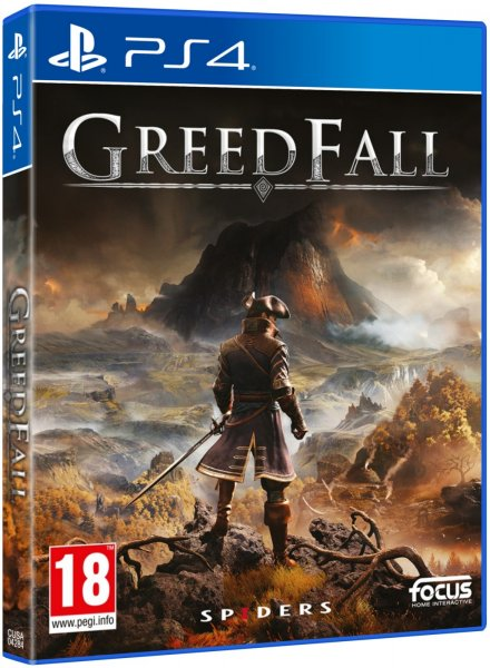 detail GreedFall PS4