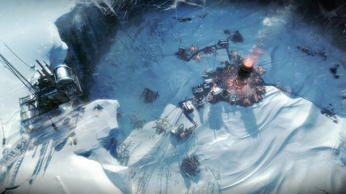 detail Frostpunk - PS4