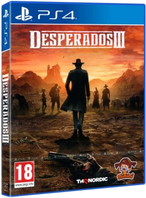 Desperados III - PS4