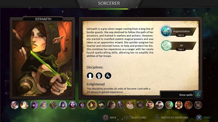 detail Worlds of Magic: Planar Conquest - PS4