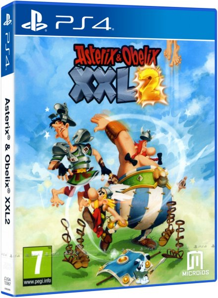 detail Asterix & Obelix XXL2 - PS4
