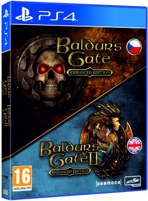 Baldur's Gate I & II: Enhanced Edition - PS4