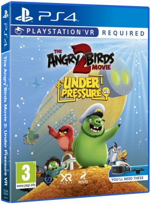 The Angry Birds Movie 2 VR: Under Pressure PS4 VR